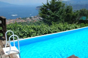Amalfi coast villa for rent: Sorrento