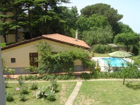 Amalfi coast villa for rent: Sant Agata