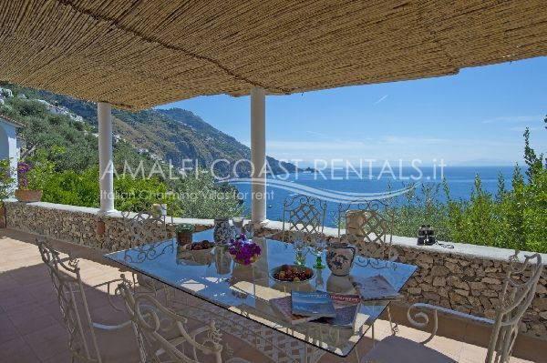 Villa La DelfinellaVilla for rent Praiano