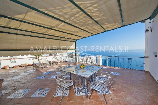 Villa OlympiaVilla for rent Praiano