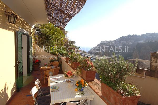 Villa TulipanoVilla for rent Positano